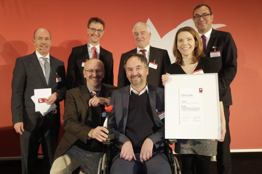 Video: #G.A.S.T gewinnt Sparkassen-Tourismus-Preis 1