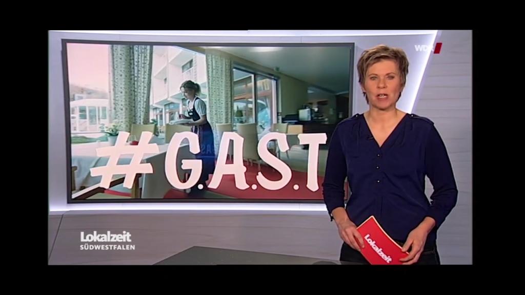 #G.A.S.T. - Aus der WDR Lokalzeit vom 27.01.2020 1